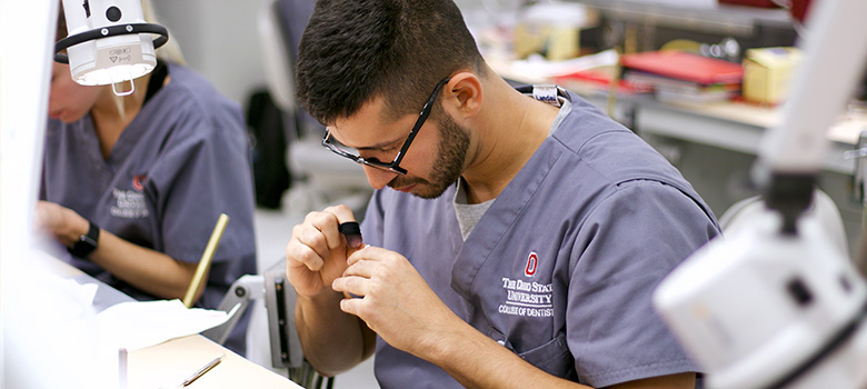 Applicants   College of Dentistry   The Ohio State University