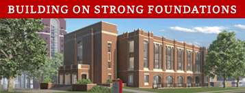 Building on Strong Foundations Campaign
