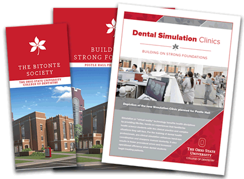 Building on Strong Foundations brochure images