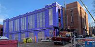 View construction photos on Facebook