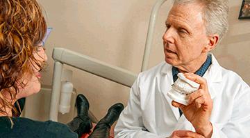 Dental Faculty Practice