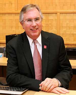 Dean Patrick M. Lloyd