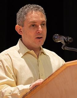 Distinguished Lecturer Ophir Klein, MD, PhD