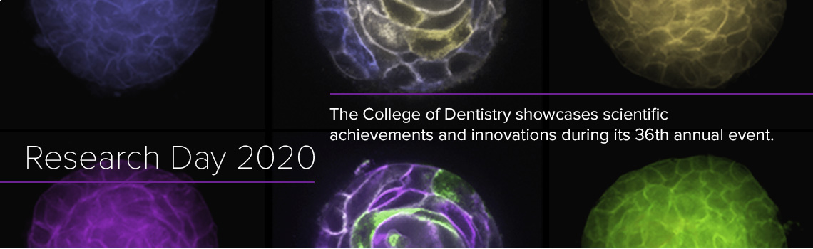 Research Day at the College of Dentistry