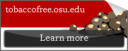 Ohio State is tabacco-free