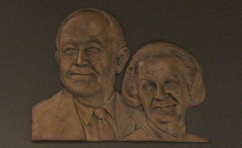 Richard Veler '46 DDS and Betty Veler